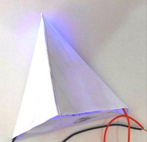 Make a Geometric Lamp