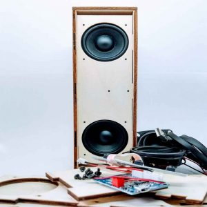 Wooden DIY Bluetooth Speaker Kit